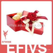 Caja elegante del favor de la boda de 2013 hecho en China
