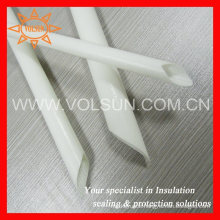 High Temperature Fiberglass Sleeves-Inner Silicone Rubber Outside Fiberglass Braided