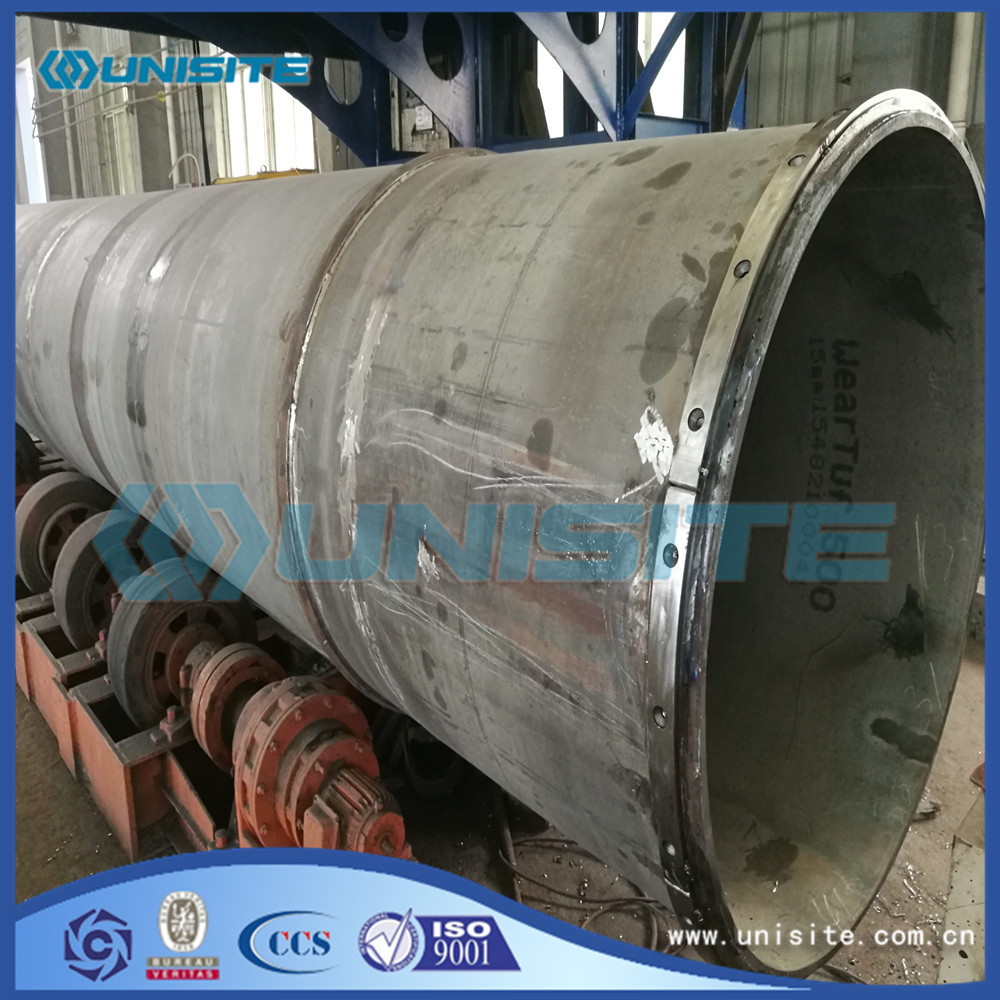 Straight Telescopic Steel Fall Pipe