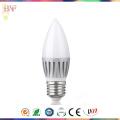 Venta al por mayor C37 Day Light E14 LED Candle Bulb de Hangzhou Lighting