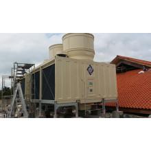 Torre de refrigeración de tipo cuadrado de flujo de Coss