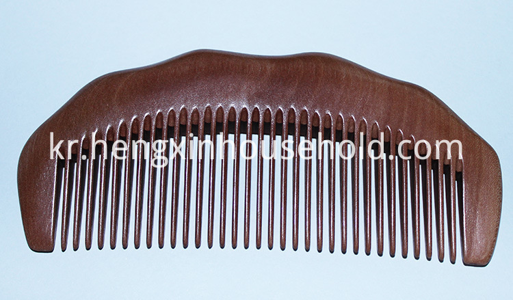 hair wood comb