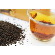 Chá preto vendendo quente da qualidade superior 100g preto da venda (tempo feliz), chá do melhor do volume do grosso por atacado