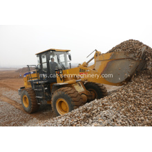 Rock Carrying 5 ton wheel loader