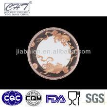 A026 Plat à base de porcelaine sur mesure