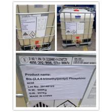 Ácido Diisooctilfosfínico / Ácido Bis- (2,4,4-trimetilpentil) -fosfínico; 1-Hexil-1h-Imidazol