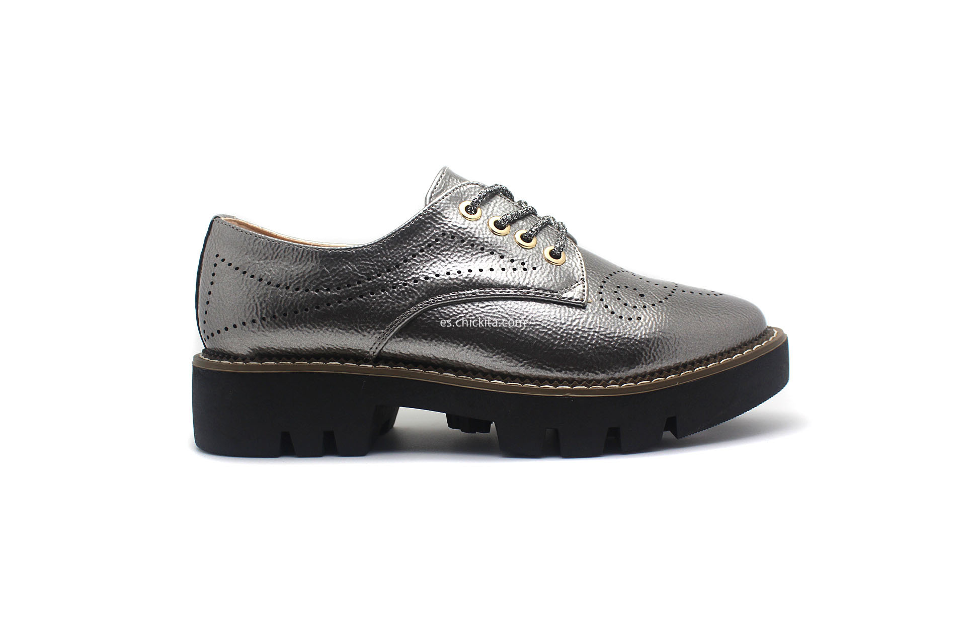 Oxfords shoes in fashion idea
