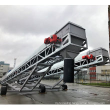 Professional Mobile Belt Conveyor From China Price