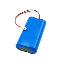26650 6.4V 3200mAh LiFePO4 Batterie pour produits solaires