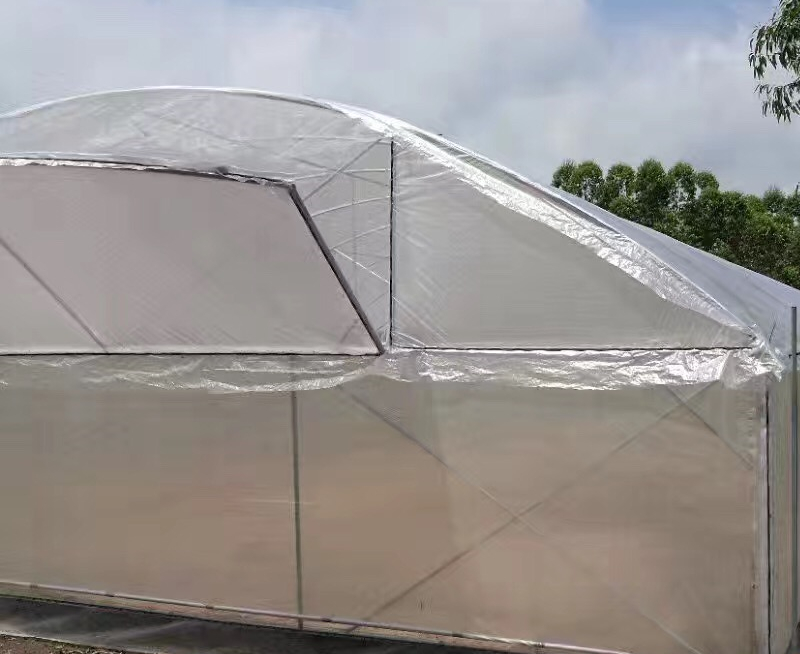 tunnel greenhouse cover