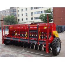 Tractor montado 24 linhas sem plantio de plantio de calor