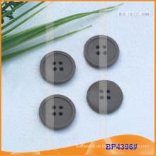 Kundenspezifische 4 Löcher Plastikhemdknopf BP4396