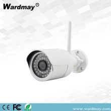 Kamera IP Bullet CCTV H.264 1.0MP Wireless Bullet