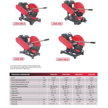 Machines coupées (J3G5-400)
