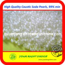 Caustic Soda Pearls99% von SGS