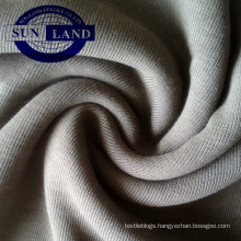 chief value of cotton CVC 1*1 rib for garment accessories