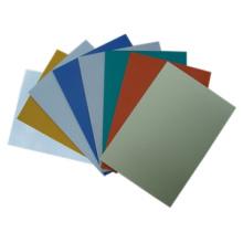 High Quality 4x0.35/0.4mm PVDF Coating Aluminium Composite Panel