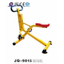 Indoor crianças fitness equitação equipamentos máquina