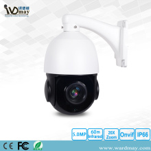 20X IR Speed ​​Dome 5.0MP IP PTZ Camera