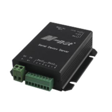 RS485 / RS422 / RS232 konverter serial ke ethernet