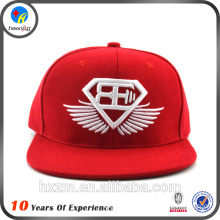 2016 new design custom snapback hat
