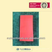 Высокотемпературные силиконовые резиновые листы Пзготовителей