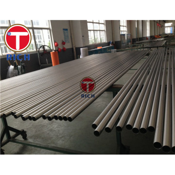 Low Density Titanium Alloy Steel Tube For Petrochemical