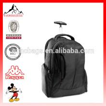 Высокое качество тележки мешок школы путешествия рюкзак с Вагонеткой (ESV243)