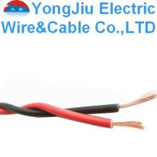 Elektrischer Draht Verdrehtes Kabel Weiches flexibles Draht PVC-Isolierung RV PVC-Kabel