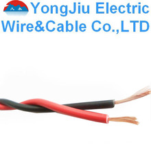 Electric Wire Twisted Cable Soft Flexible Wire PVC Insulation RV PVC Cable
