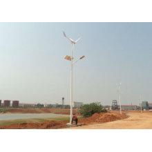 Простой в установке и прост в использовании ветер и солнечная гибридная светодиодный свет 60w