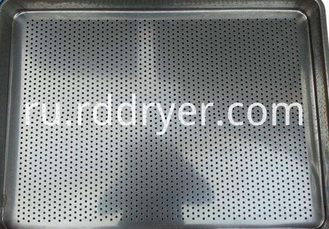 drying oven tray
