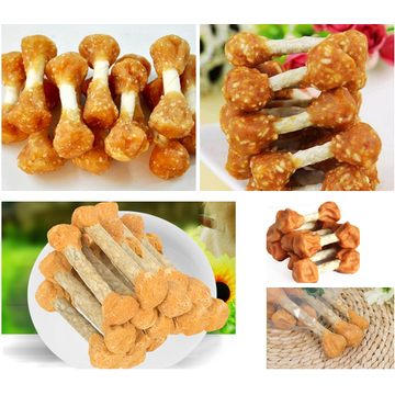 Dog Treats Mastigar Halteres com Frango e Arroz