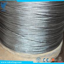 ASTM A246 Alambre de soldadura de acero inoxidable recocido 304L
