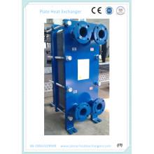 Intercambiador de calor de placas para el procesamiento de esterilizadores y la pasteurización del procesamiento de leche (BR03K-1.0-18-E)