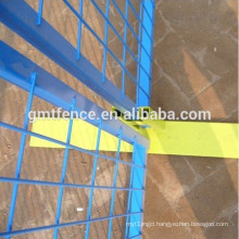 America Market Popular Design Construction Site Temporary Fence