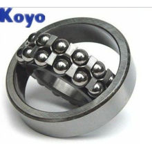 Sealed 2rs Gcr15 Koyo Bearings 6409 , Deep Groove Ball Bearings With Locating Snap Ring