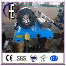 Máquina de engarzado de manguera hidráulica de tipo pequeño