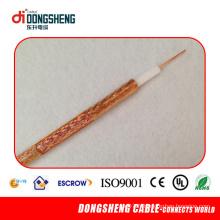 Fabricant professionnel de 24 ans pour câble coaxial Rg412 (CE. SGS. ISO9001)