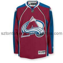 Camiseta clásica del hockey sobre hielo