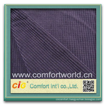 Fashion new design pretty high quality polyester custom corduroy fabric