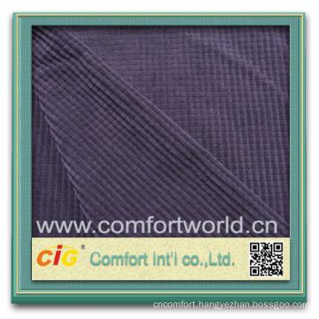 Fashion new design pretty high quality polyester custom corduroy fabric