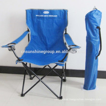 Hot selling foldable Camping Chair with Armrest and Cup holder