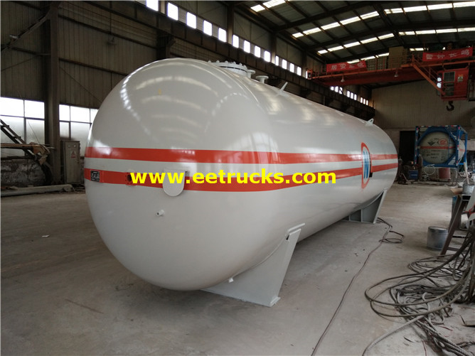 25m3 Ammonia Storage Tanks