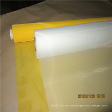 Malla de serigrafía de malla de monofilamento de 160 micrones Malla de serigrafía de malla 100% de nylon
