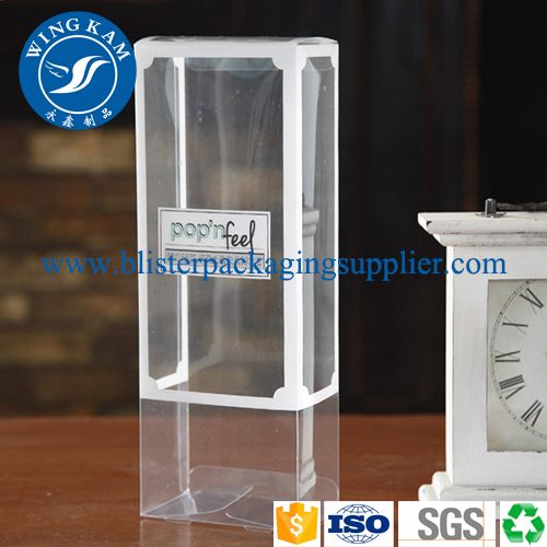 Transparent Foldable Box Packaging