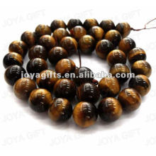 12MM Round Shaped tigereye stone beads