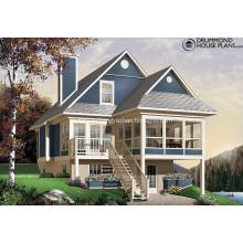 План Дома Драммонда 4916