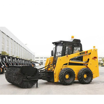 Gaya baru hot-sale 420 skid steer loader