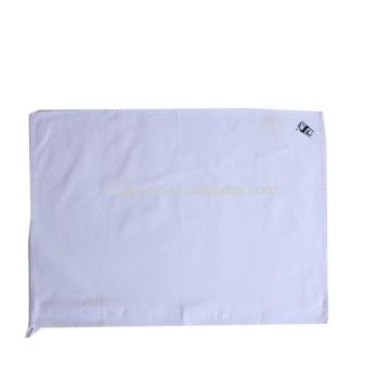100% indian cotton plain white tea towel wholesale
